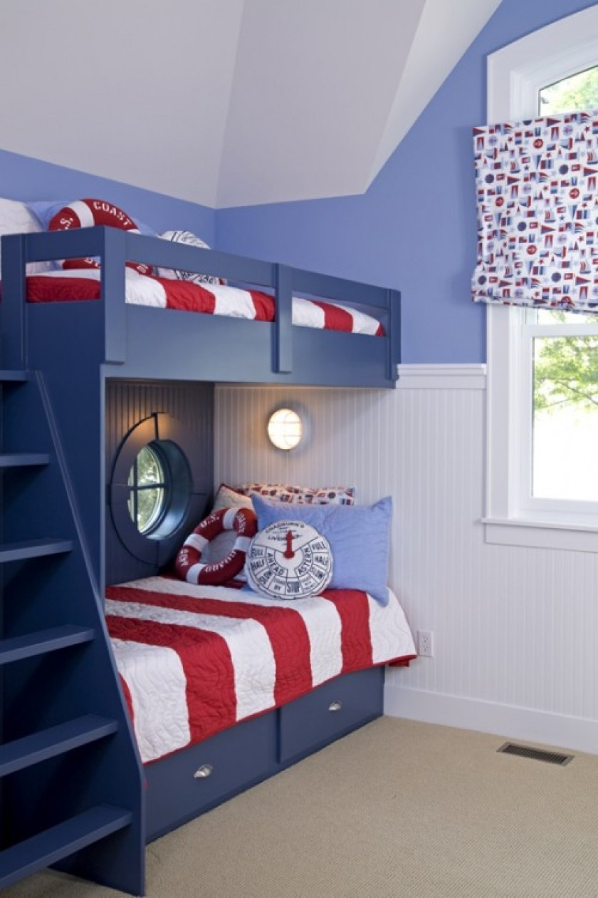 Best ideas about Kids Room Ideas Boy . Save or Pin Boys Room Interior Design Now.