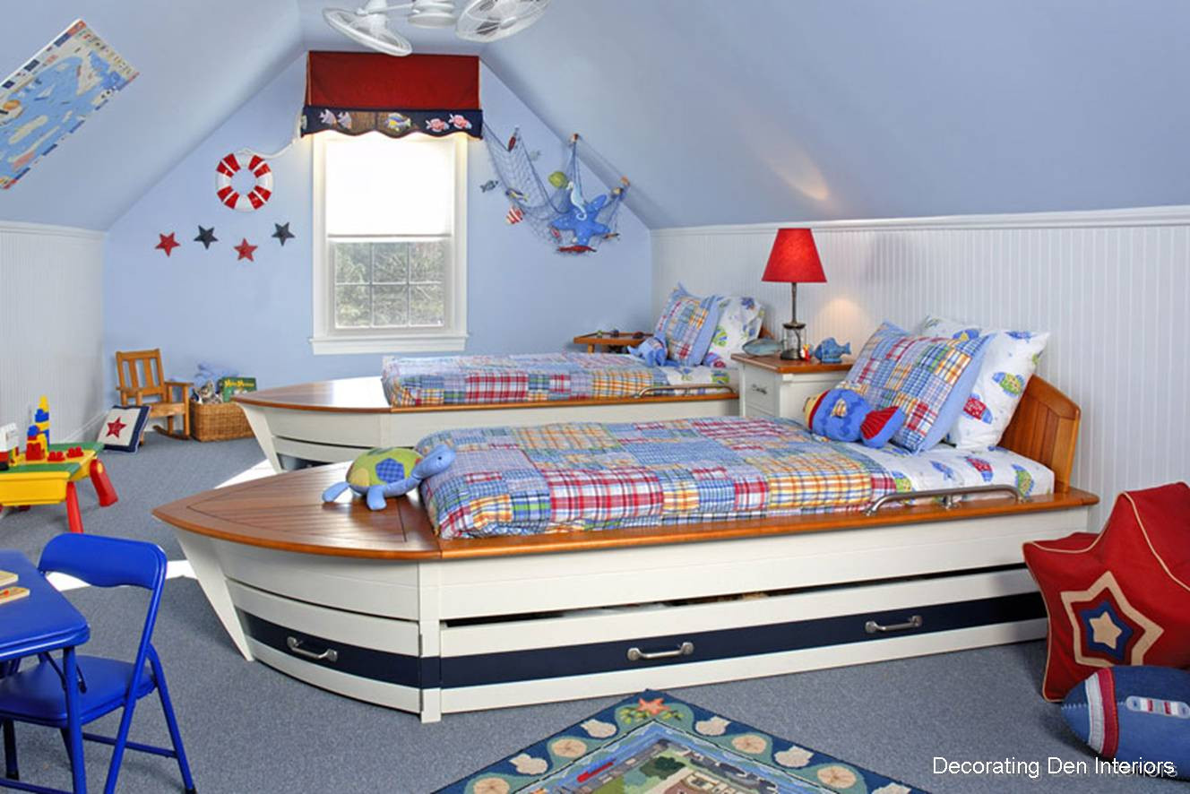 Best ideas about Kids Room Ideas Boy . Save or Pin Tips for Decorating Kid's Rooms Now.