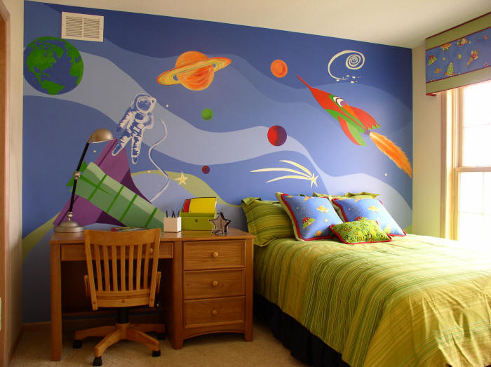 Best ideas about Kids Room Ideas Boy . Save or Pin 5 Cool Bedroom Theme Ideas for Kids Now.
