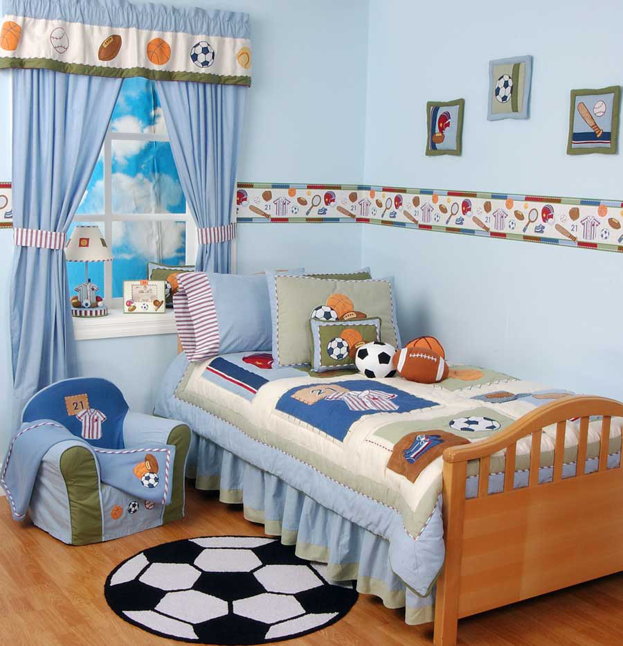 Best ideas about Kids Room Ideas Boy . Save or Pin 27 Cool Kids Bedroom Theme Ideas Now.