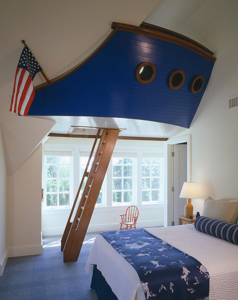 Best ideas about Kids Room Ideas Boy . Save or Pin 22 The Most Magical Bedroom Interiors For Kids Now.