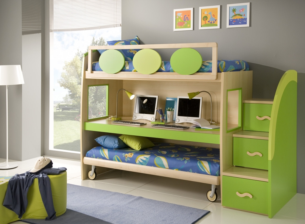 Best ideas about Kids Room Ideas Boy . Save or Pin 50 Brilliant Boys and Girls Room Designs Unoxtutti from Now.