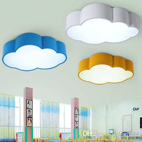 Best ideas about Kids Room Light Fixture . Save or Pin Ceiling Lights line Sale Led Cloud Kids Room Lighting Now.