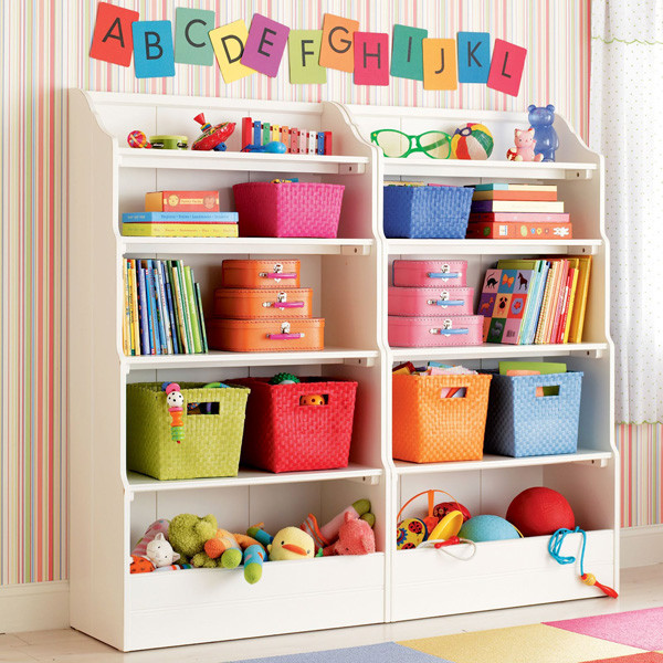 Best ideas about Kids Room Organization Ideas . Save or Pin Organizing & Storage Ideas For Kid's Room Now.