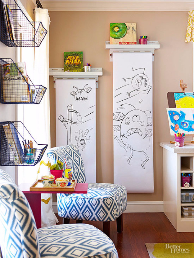Best ideas about Kids Room Organization Ideas . Save or Pin 15 Creative DIY Organizing Ideas For Your Kids Room Now.