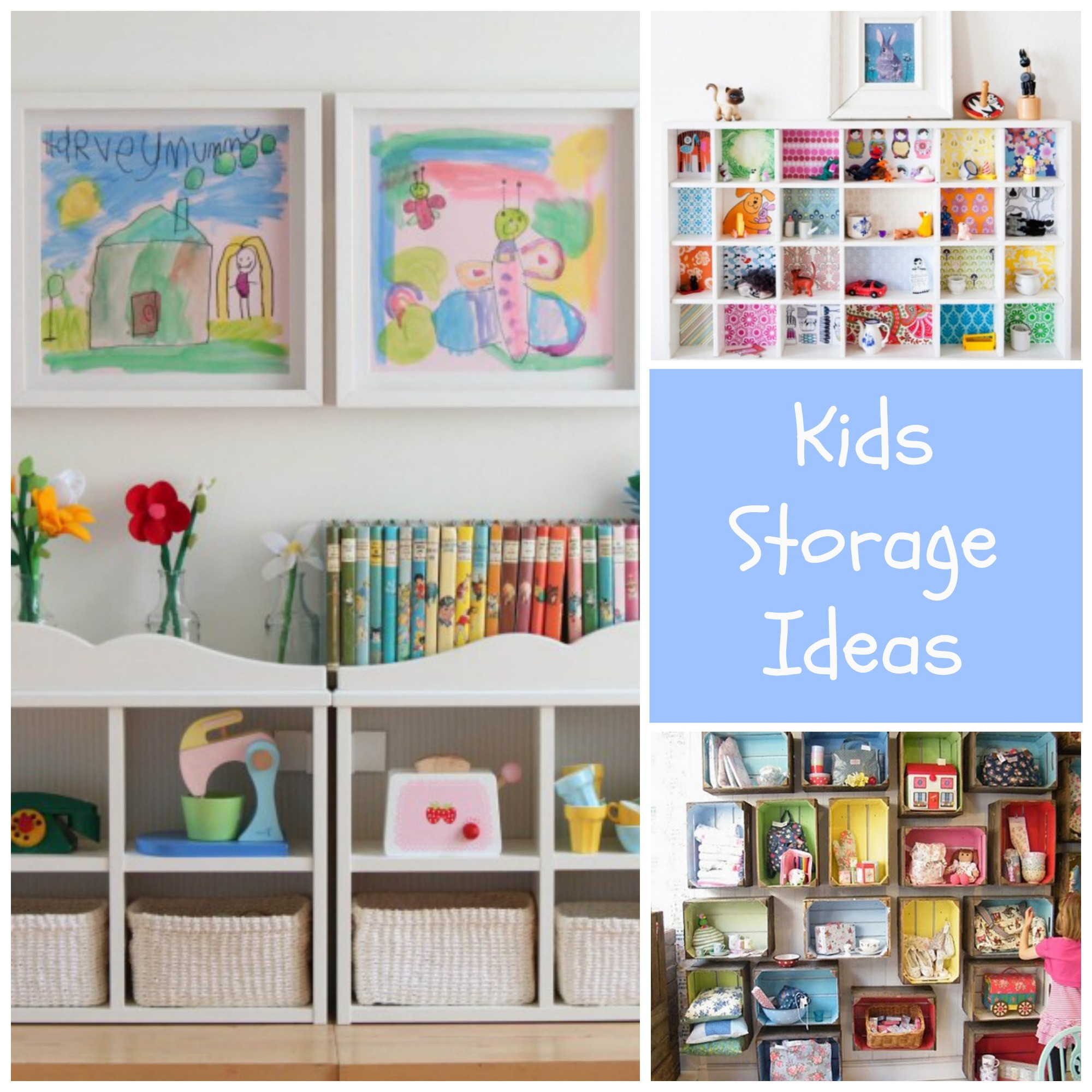 Best ideas about Kids Room Organization Ideas . Save or Pin Storage and Organization Ideas for Kids Rooms Design Dazzle Now.
