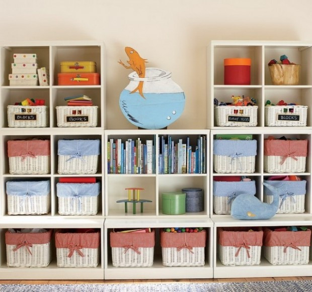Best ideas about Kids Room Organization Ideas . Save or Pin Children s storage ideas storing things you simply can Now.