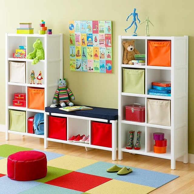 Best ideas about Kids Room Organization Ideas . Save or Pin 18 Clever Kids Room Storage Ideas Now.