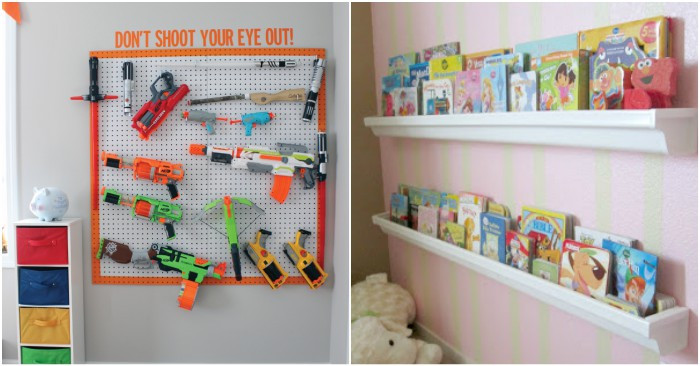 Best ideas about Kids Room Organization Ideas . Save or Pin 16 Tricks to Organize Kid Rooms on a Bud Now.