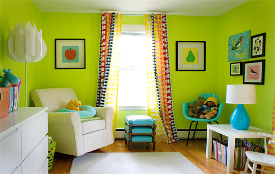 Best ideas about Kids Room Paint Colors . Save or Pin At What Age Does Color Stop Letting Your Kids Choose Now.