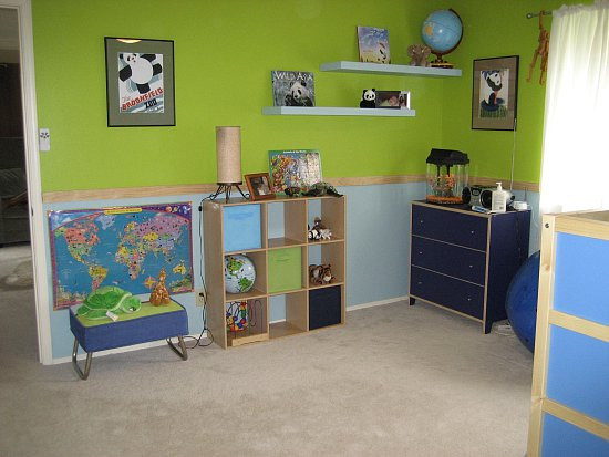Best ideas about Kids Room Paint Colors . Save or Pin Home Interior and Exterior Design CONCEPT KIDS ROOM PAINT Now.