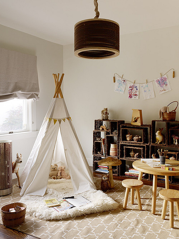Best ideas about Kids Room Tent . Save or Pin Kids room designs that celebrate childhood Now.