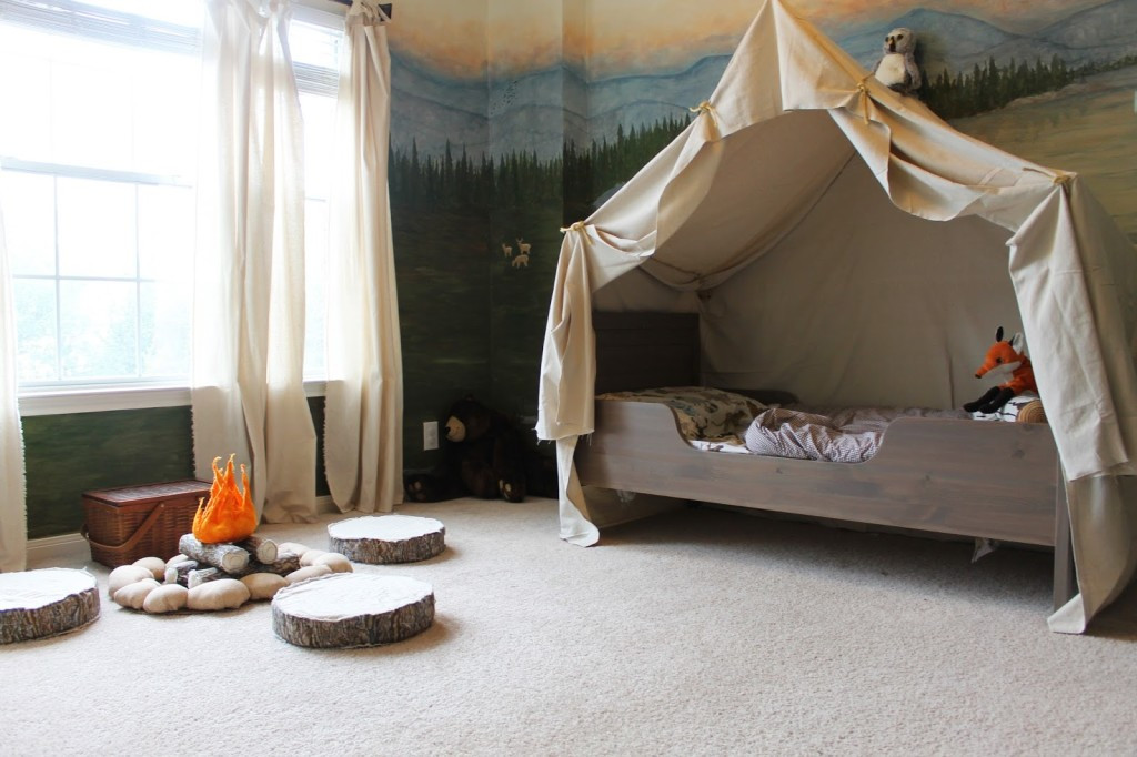 Best ideas about Kids Room Tent . Save or Pin Cute Bed Tent Ideas That Will Be Nice Addition to Kids Now.