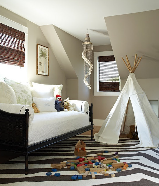 Best ideas about Kids Room Tent . Save or Pin 33 Cool Kids Play Rooms With Play Tents DigsDigs Now.
