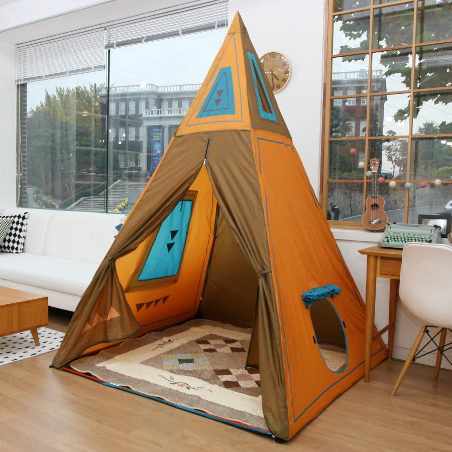 Best ideas about Kids Room Tent . Save or Pin Children s Room Play Tent Indian House Tent Big Size Now.