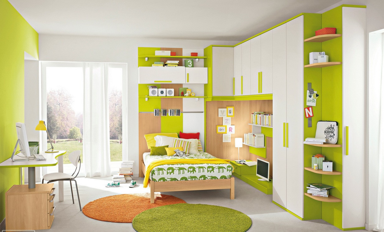 Best ideas about Kids Room Themes . Save or Pin Modern Kid s Bedroom Design Ideas Now.