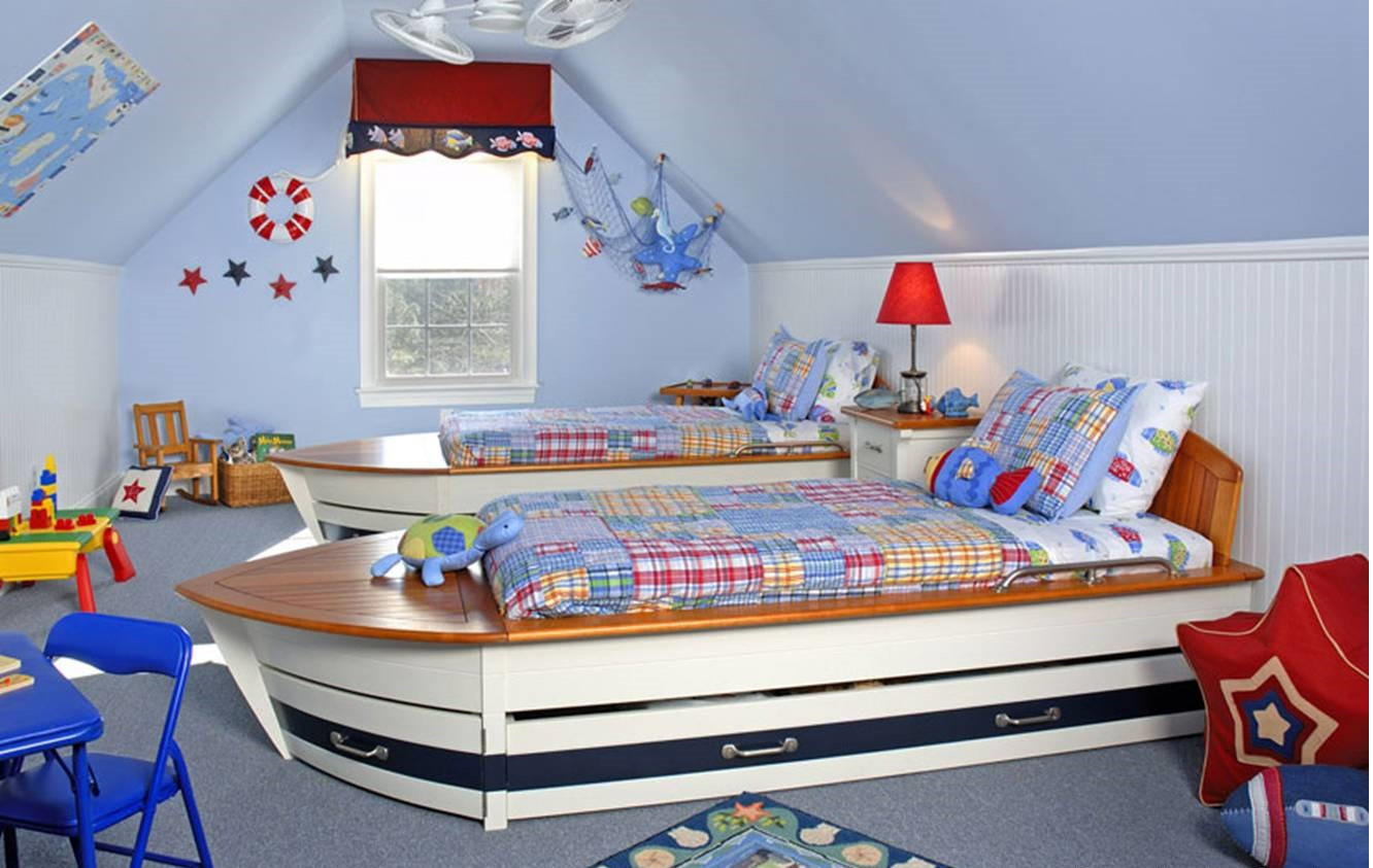 Best ideas about Kids Room Themes . Save or Pin 15 outstanding ideas for unique kids rooms Now.