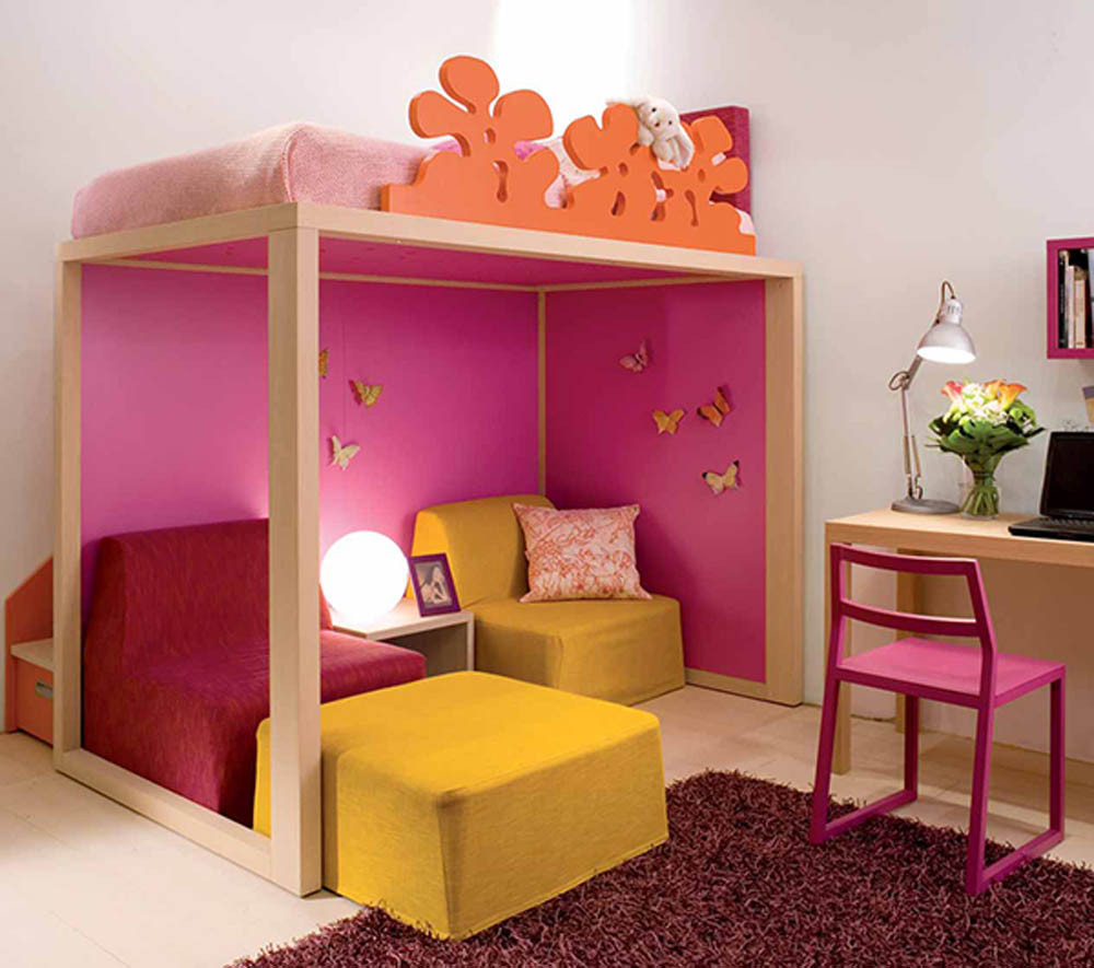 Best ideas about Kids Room Themes . Save or Pin 44 Inspirational Kids Room Design Ideas Interior Design Now.