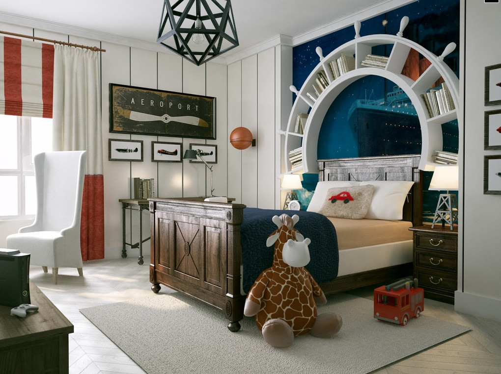 Best ideas about Kids Room Themes . Save or Pin Whimsical Kids Rooms Now.