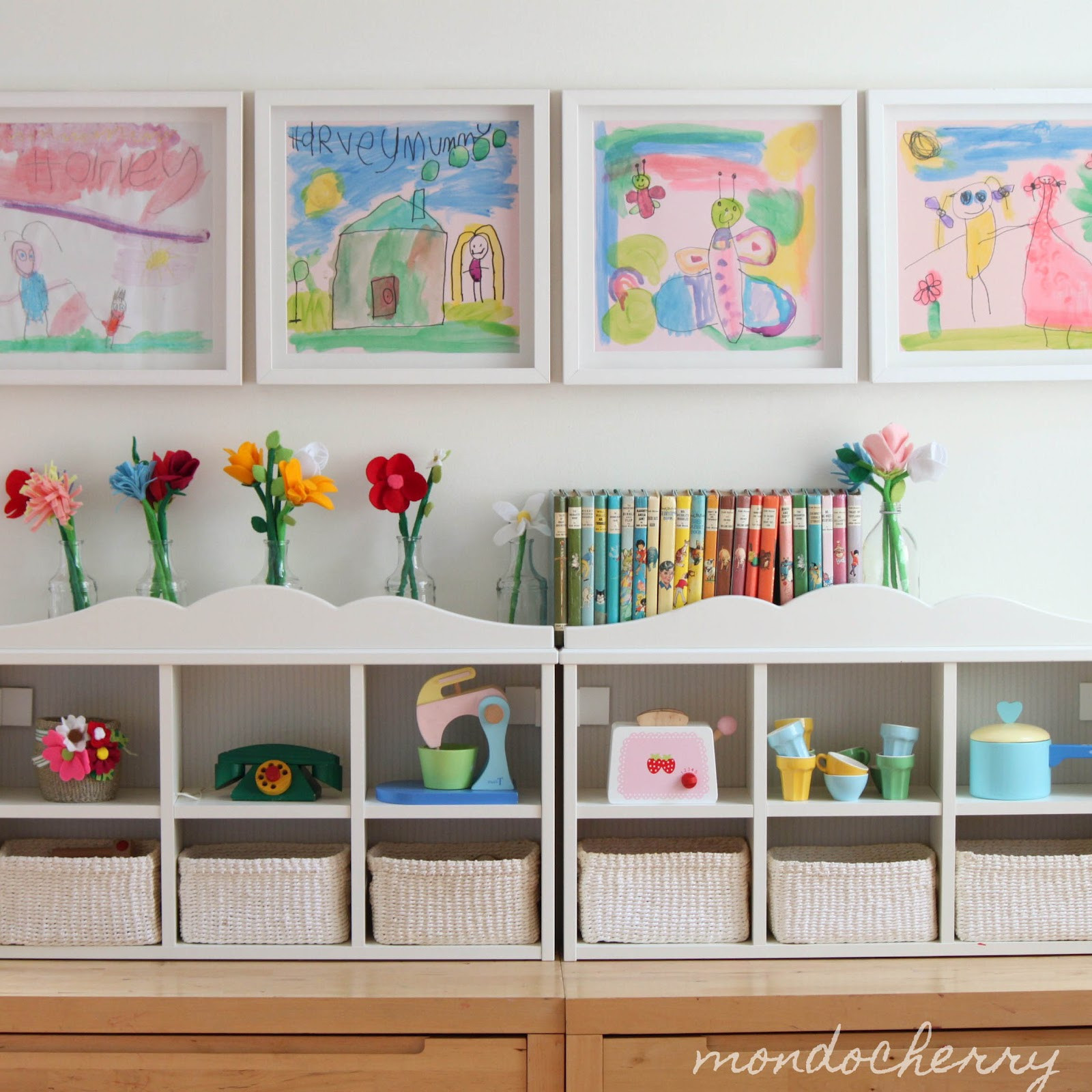 Best ideas about Kids Room Wall Art . Save or Pin What to Do With Children s Artwork Now.