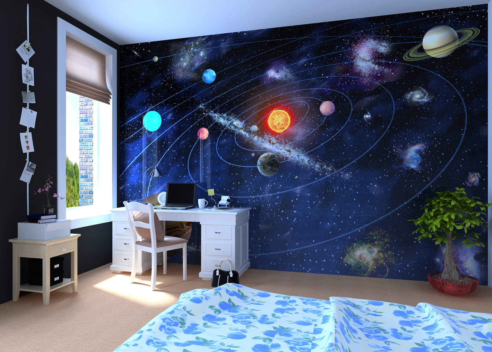 Best ideas about Kids Room Wall Art . Save or Pin These Educational Wall Ideas are Perfect for Kids Now.