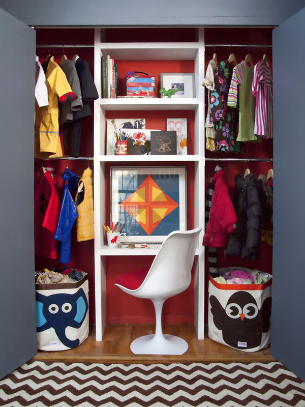 Best ideas about Kids Rooms Storage Ideas . Save or Pin Organizing & Storage Ideas For Kid's Room Now.