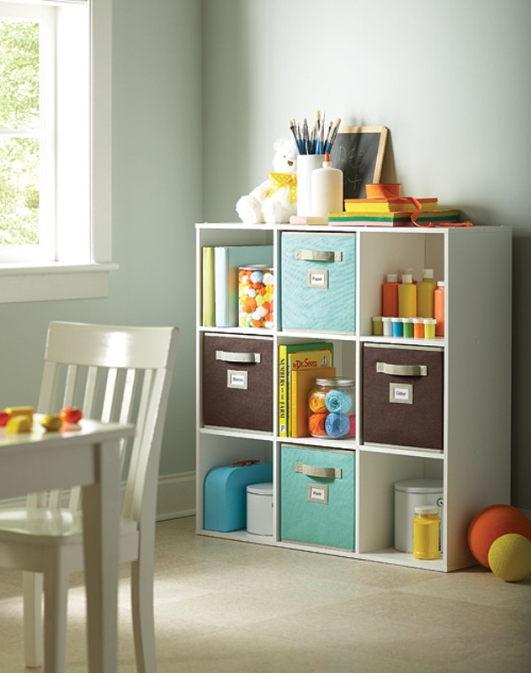 Best ideas about Kids Rooms Storage Ideas . Save or Pin 30 Cubby Storage Ideas For Your Kids Room Now.