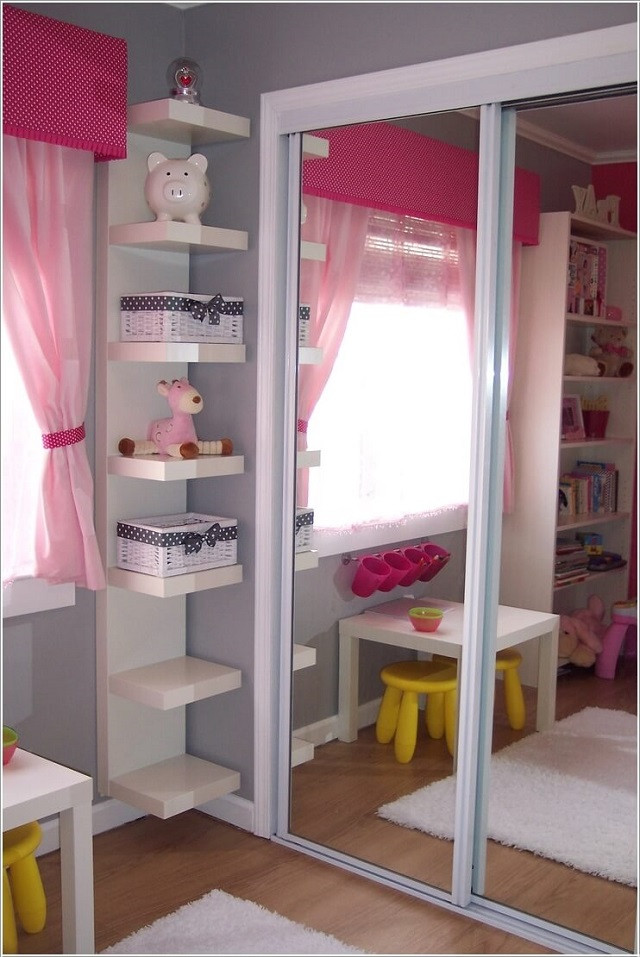 Best ideas about Kids Rooms Storage Ideas . Save or Pin 17 Clever Kids Room Storage Ideas iCreatived Now.