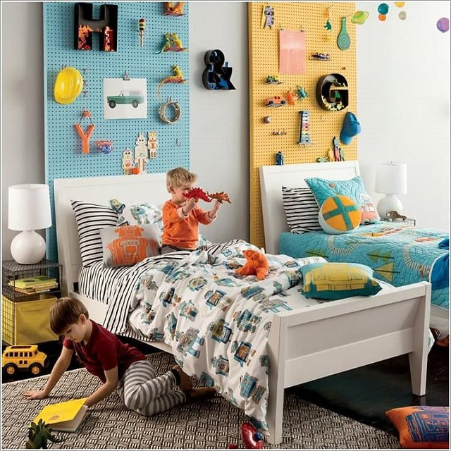 Best ideas about Kids Rooms Storage Ideas . Save or Pin 18 Clever Kids Room Storage Ideas Now.