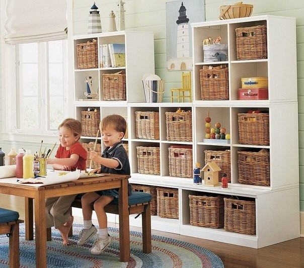 Best ideas about Kids Rooms Storage Ideas . Save or Pin Storage ideas for kids bedrooms Home Decorating Ideas Now.