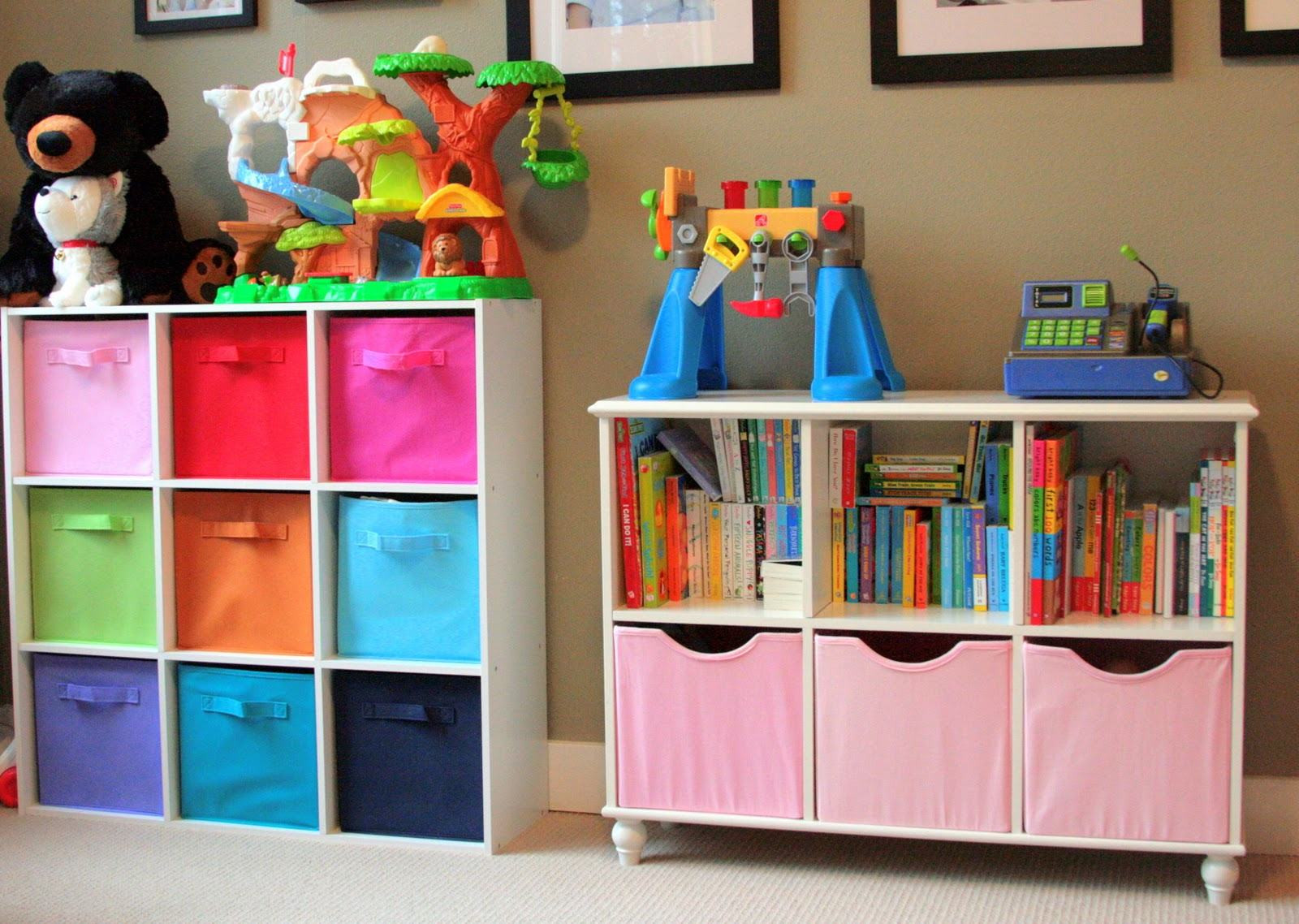 Best ideas about Kids Rooms Storage Ideas . Save or Pin 44 Best Toy Storage Ideas that Kids Will Love in 2017 Now.
