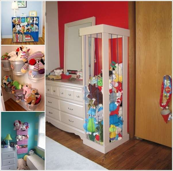 Best ideas about Kids Rooms Storage Ideas . Save or Pin 15 Cute Stuffed Toy Storage Ideas for Your Kids Room Now.