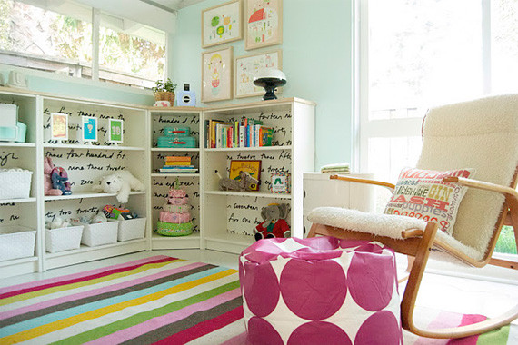Best ideas about Kids Rooms Storage Ideas . Save or Pin Stylish Storage Solutions For Children's Rooms Now.