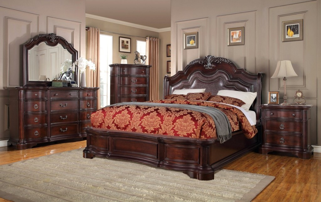 Best ideas about King Size Bedroom Set . Save or Pin King Size Bedroom Furniture Sets Sale Home Furniture Design Now.