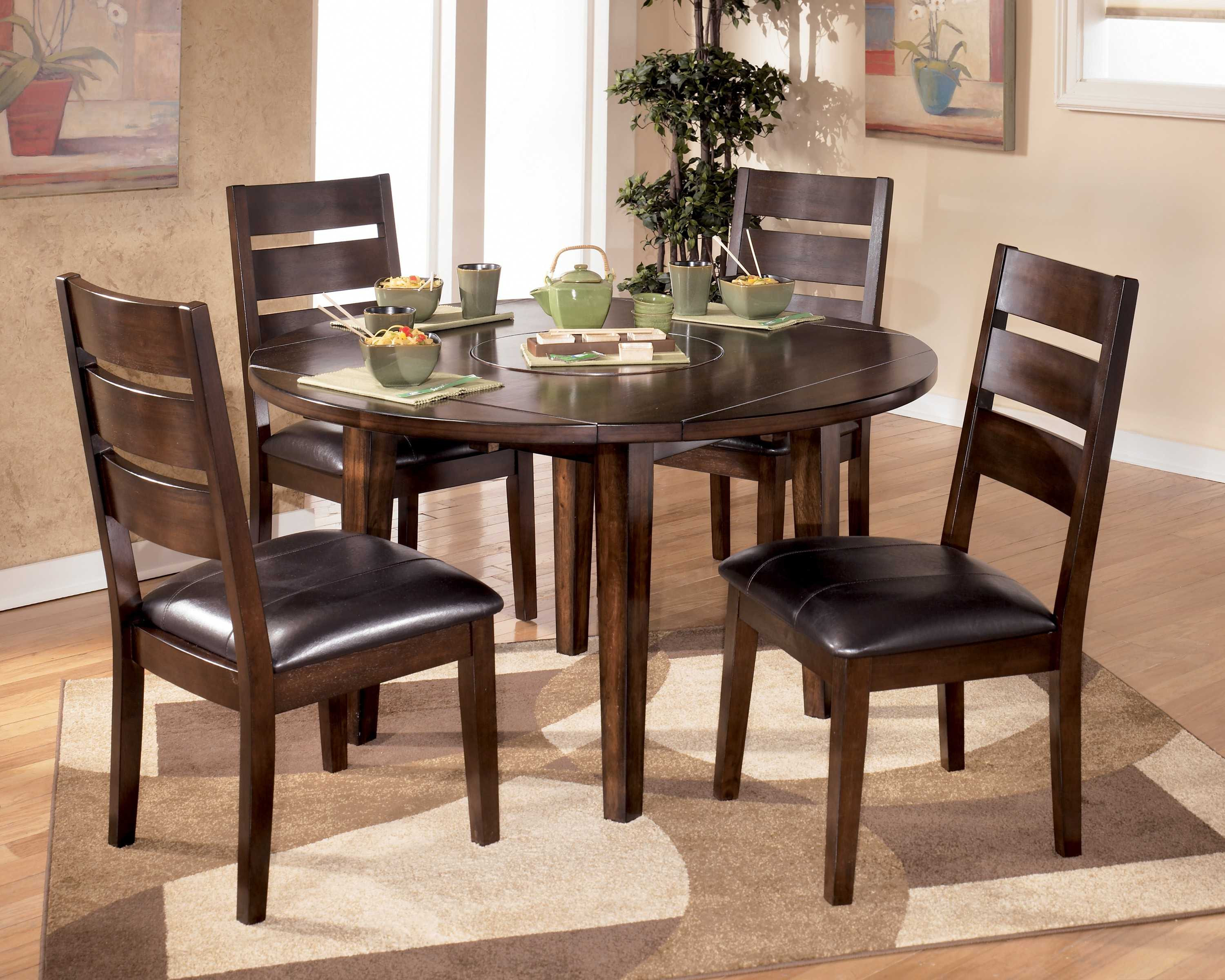 Best ideas about Kitchen & Dining Room Table . Save or Pin Small Round Kitchen Table Sets Ideas With Fascinating Now.