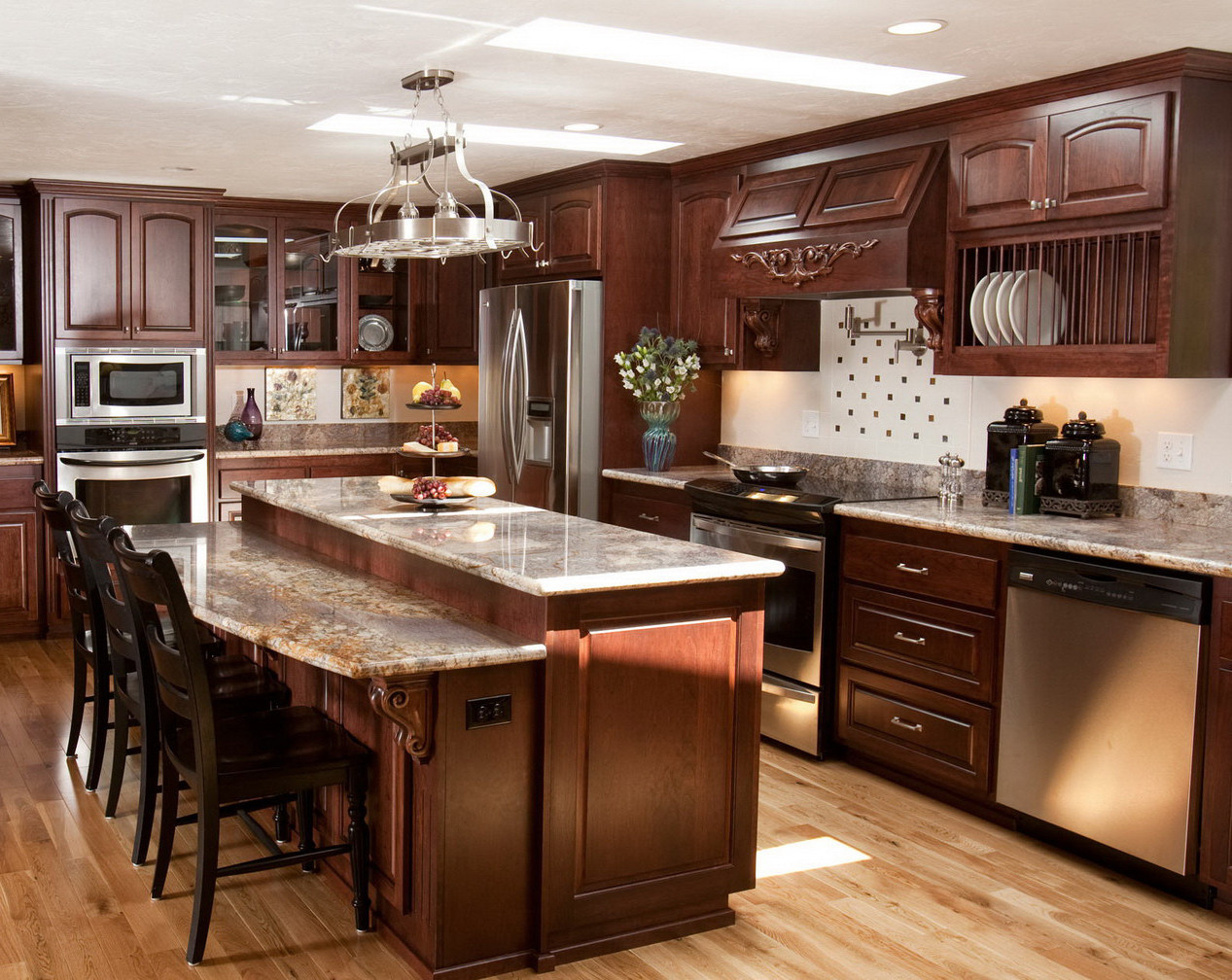 Best ideas about Kitchen Decor Items . Save or Pin Amazing of Kitchen Decoration From Kitchen Decor 604 Now.
