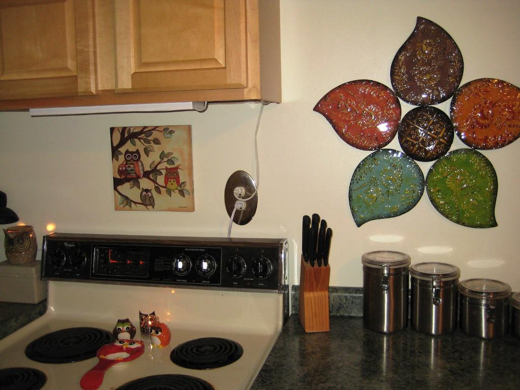Best ideas about Kitchen Decor Items . Save or Pin Amazing of Awesome Italian Kitchen Wall Decor Kitchen 597 Now.