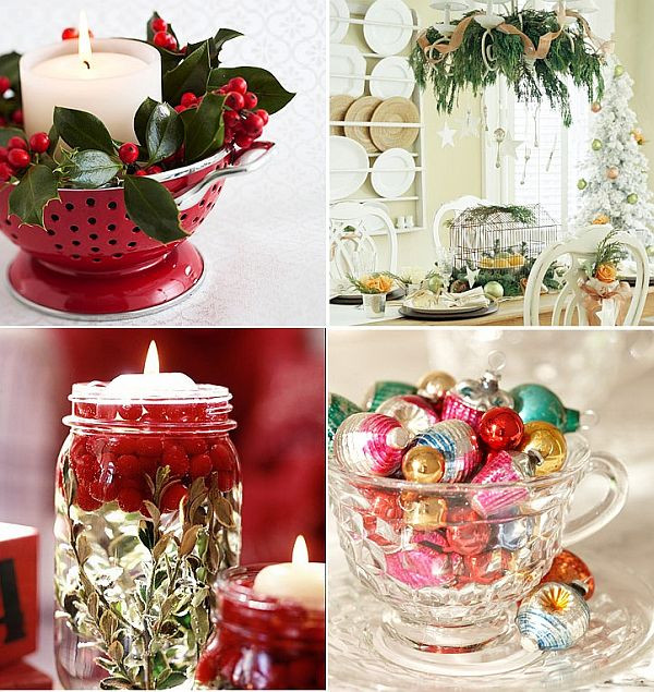 Best ideas about Kitchen Decor Items . Save or Pin 24 Christmas decoration with kitchen items Now.