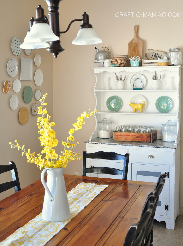 Best ideas about Kitchen Decor Items . Save or Pin Rustic Farm Chic Kitchen Decor with vintage items Now.
