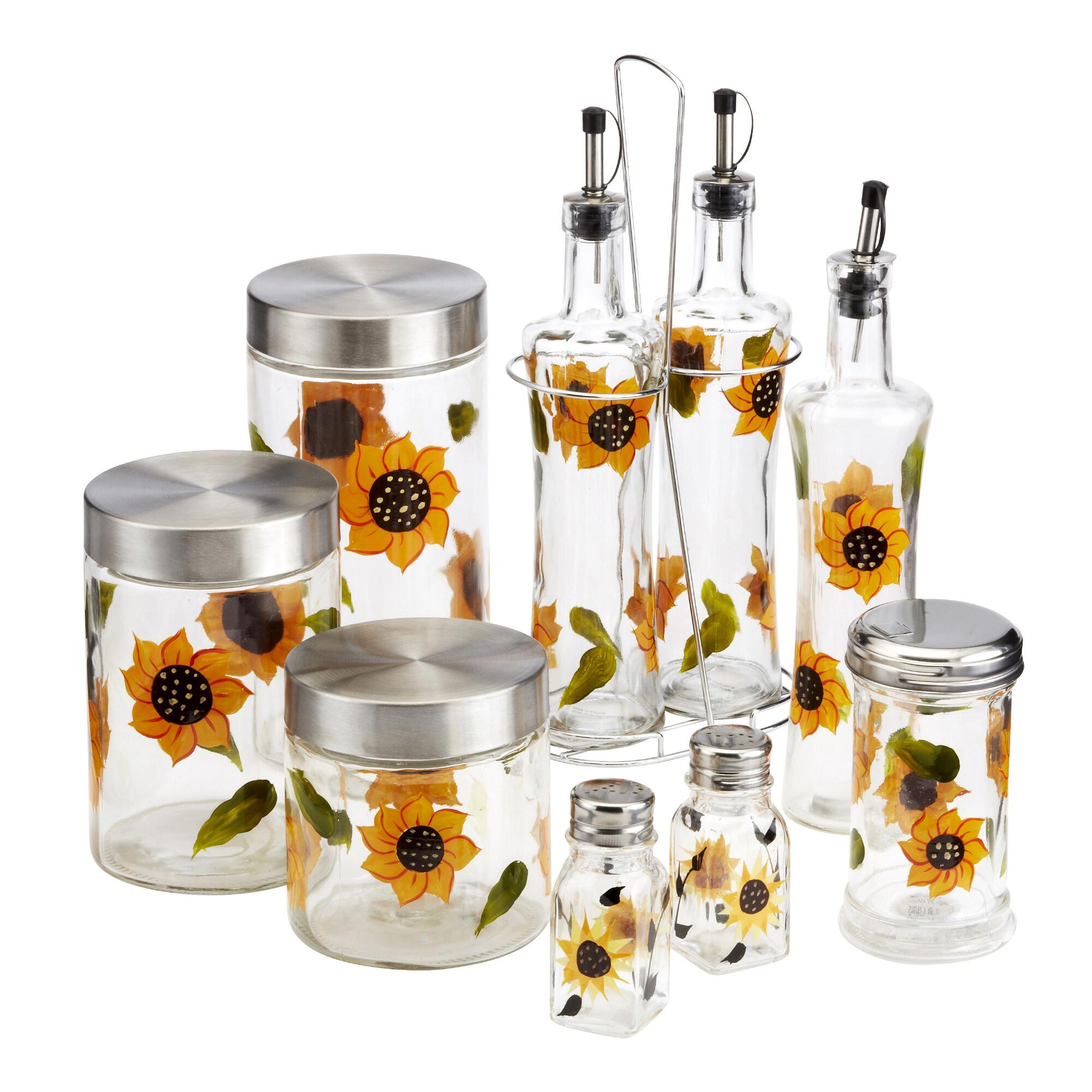 Best ideas about Kitchen Decor Items . Save or Pin tuscan sunflower kitchen decor Sunflower Kitchen Décor Now.