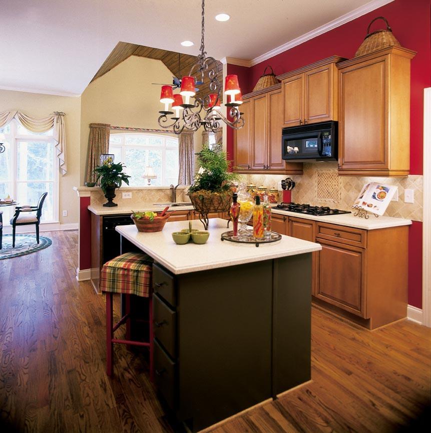 Best ideas about Kitchen Decoration Ideas . Save or Pin Kitchen Decorating Ideas for the Kitchen Island MidCityEast Now.