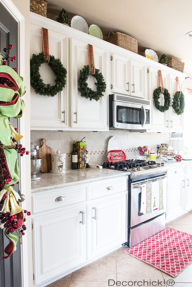 Best ideas about Kitchen Decoration Ideas . Save or Pin Christmas Kitchen Decoration Ideas Enliven the Christmas Now.