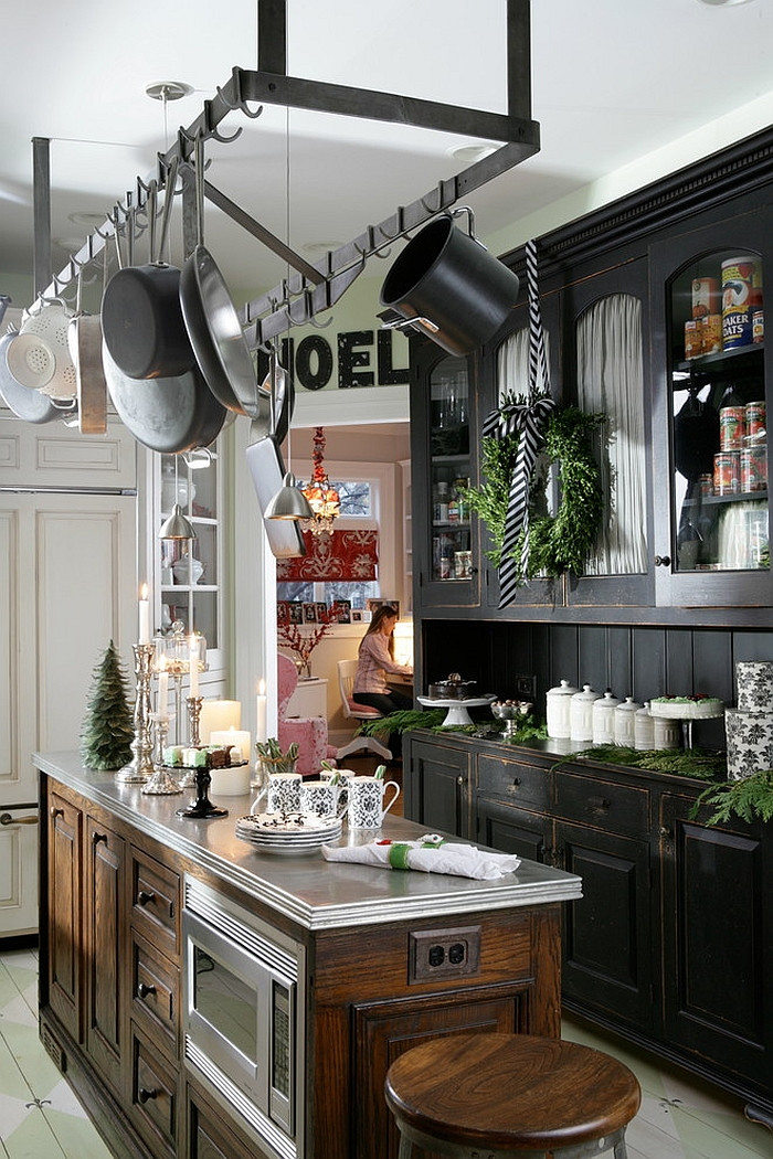 Best ideas about Kitchen Decoration Ideas . Save or Pin Christmas Decorating Ideas That Add Festive Charm to Your Now.