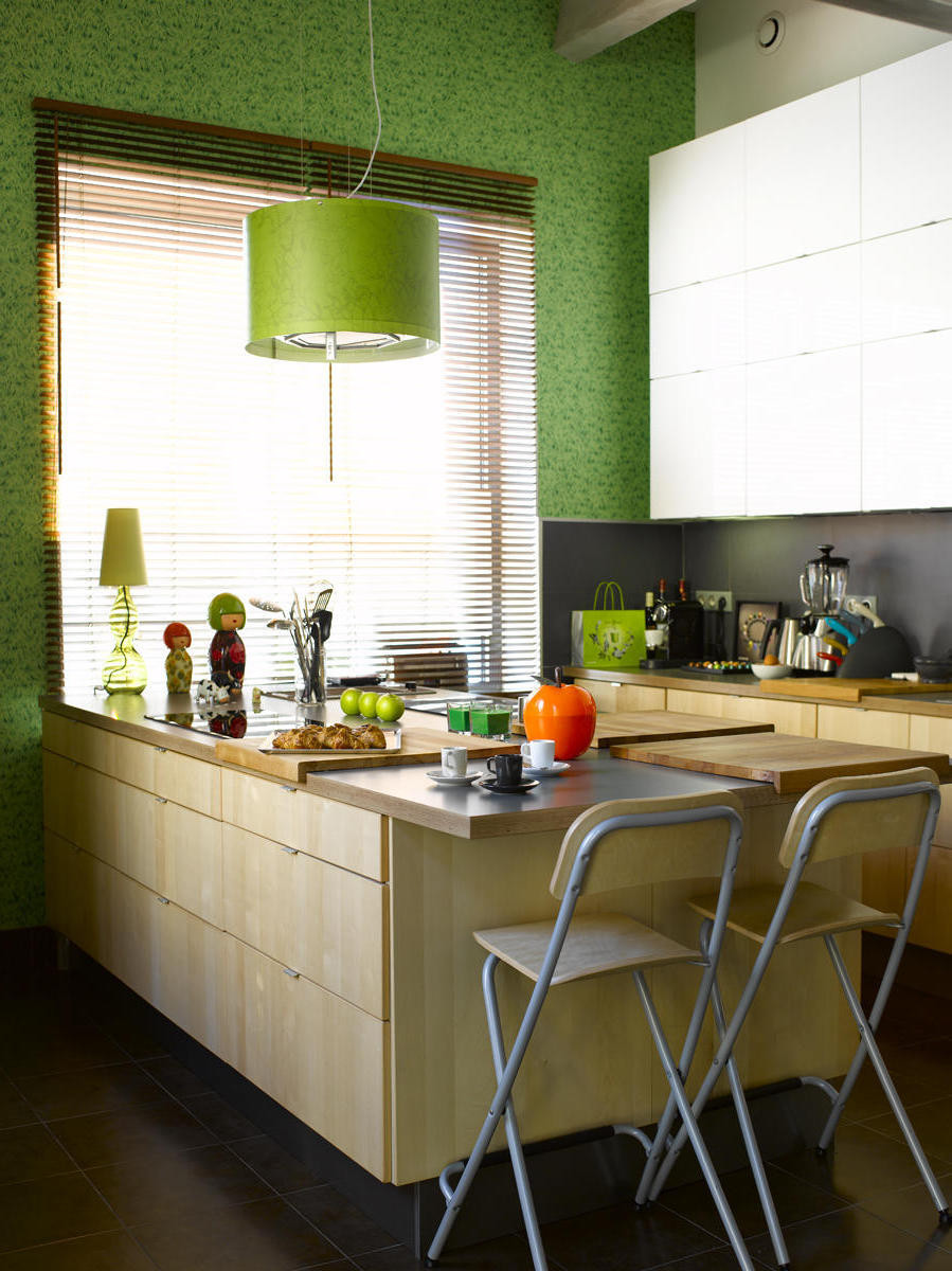 Best ideas about Kitchen Decoration Image . Save or Pin Enchanting Very Small Kitchen Designs 2716 Now.
