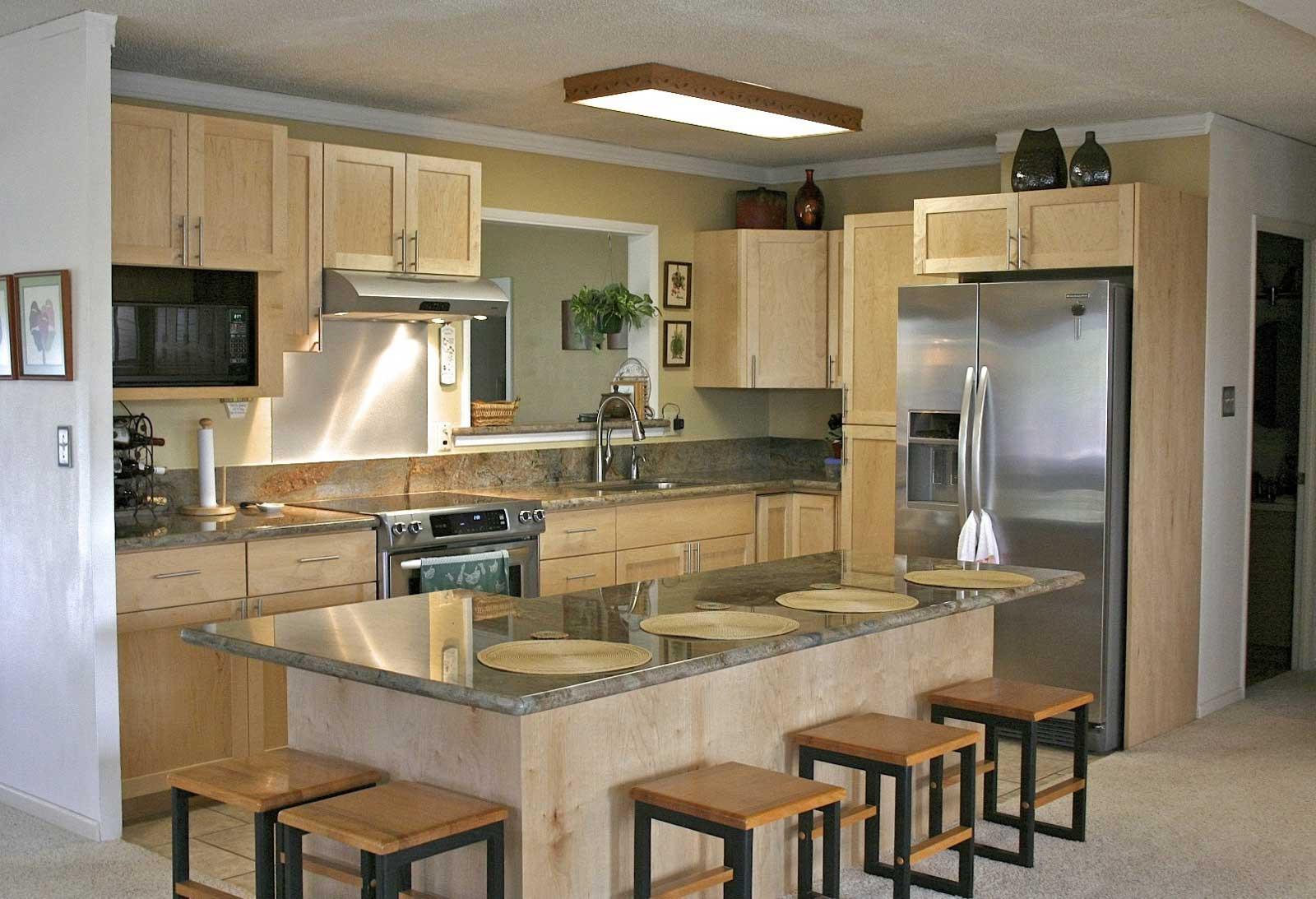 Best ideas about Kitchen Decoration Image . Save or Pin The Kitchen Decoration and the Kitchen Cabinet Doors Now.