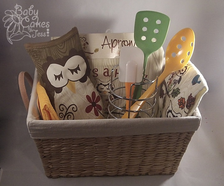 Kitchen Gift Baskets Ideas  25 best ideas about Kitchen t baskets on Pinterest