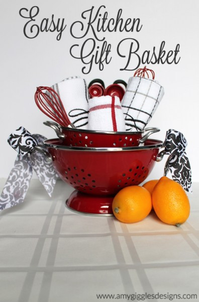 Kitchen Gift Baskets Ideas  Last Minute Mother's Day Gift Ideas