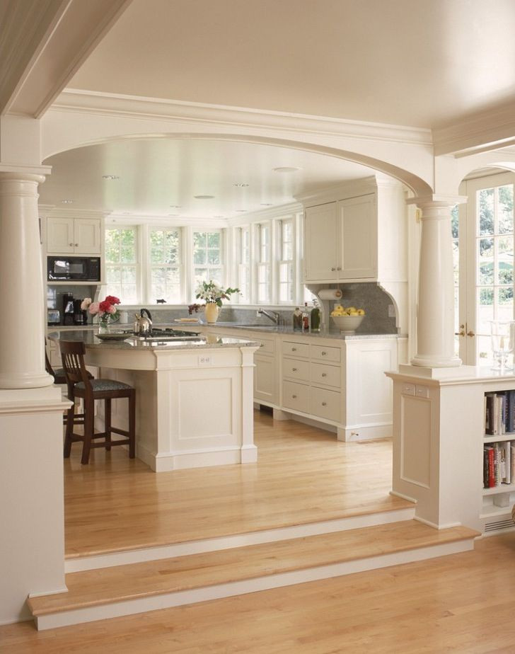 Best ideas about Kitchen Open To Family Room . Save or Pin Open Concept Kitchen Living Room Design Ideas Now.