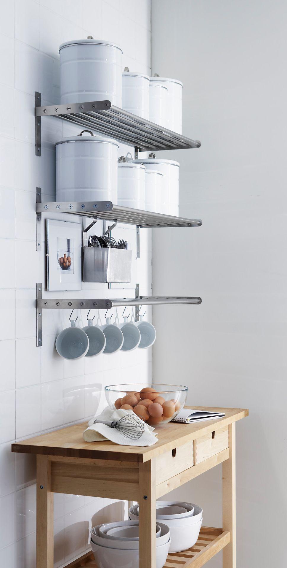 Best ideas about Kitchen Organizer Shelf . Save or Pin 65 Ingenious Kitchen Organization Tips And Storage Ideas Now.