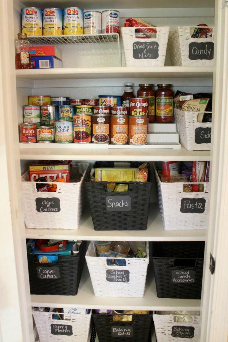 Best ideas about Kitchen Organizer Shelf . Save or Pin 53 Shelf Organizers For Pantry Kitchen Pantry Storage Now.